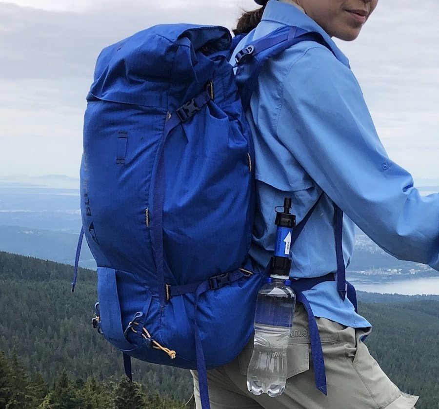 Blue Ice Warthog 45L: The Pack I Took on the West Coast Trail