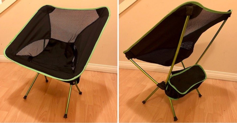 Helinox Style Compact Camp Chairs