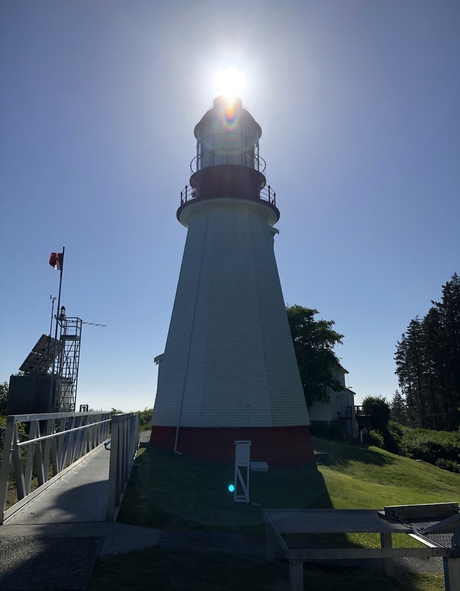 Pachena Lighthouse on the West Coast Trail
