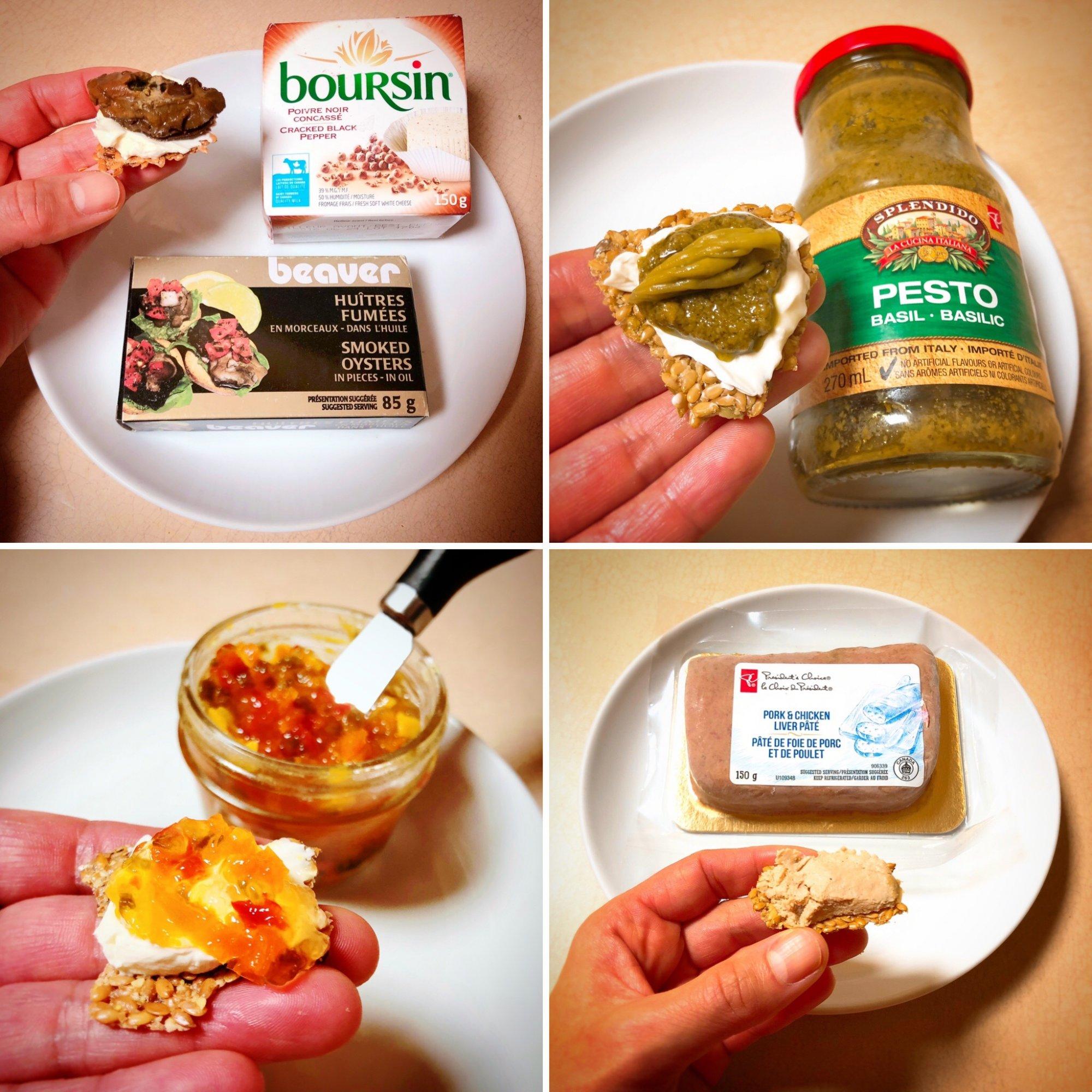 Easy Keto Cracker Snacks For Your Next Snack Attack
