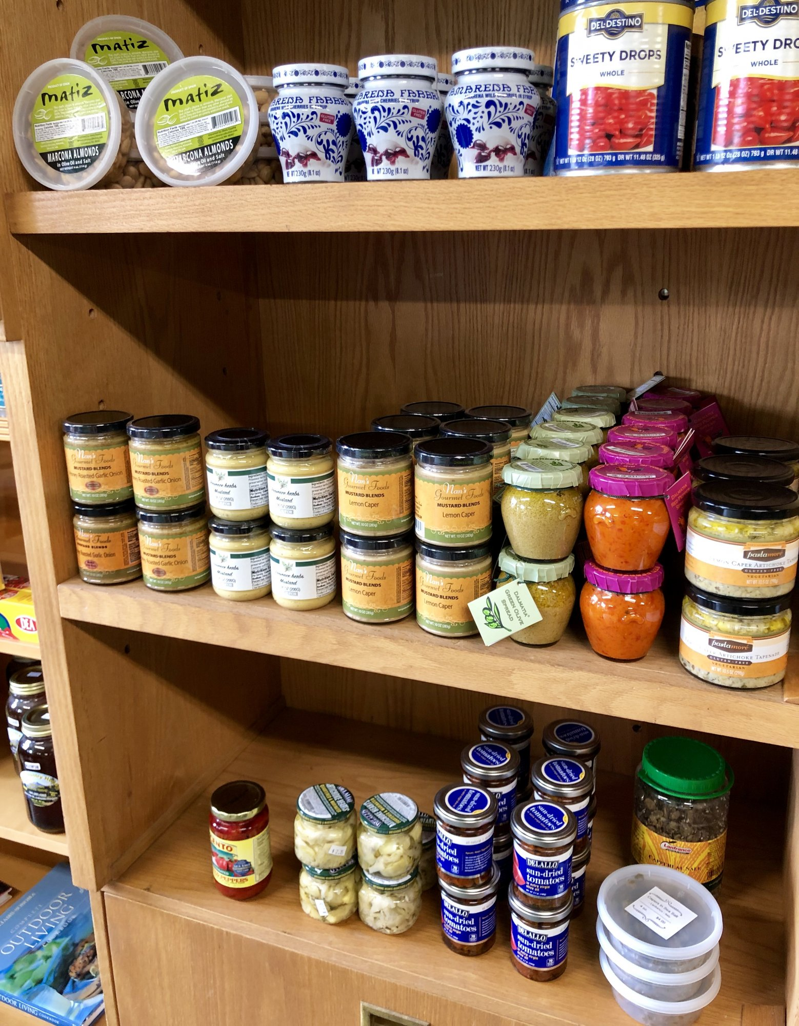 South Coast Gourmet - Spreads, Sauces, & Other Canape-Style Foods
