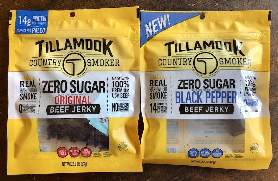 Tillamook Country Smoker Sugar-Free Beef Jerky
