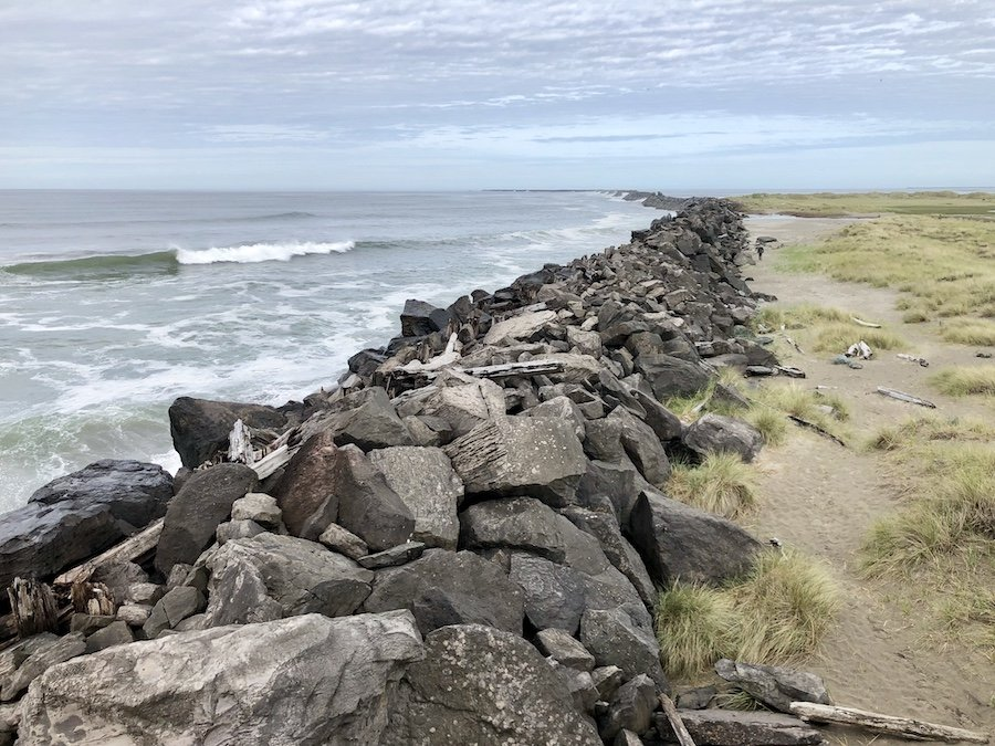 Fort Stevens State Park Coastal View