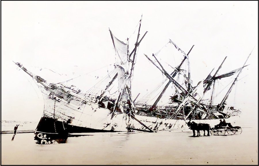 Original Shipwrek